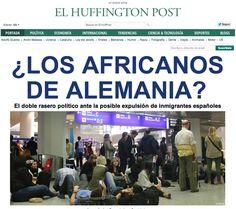 ¿Somos los africanos de Alemania? / Pilar Portero + Ana Cañil + ElHuffPost | #migra #madeingermany #marcaespaña