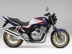 December 2008: Honda CB400 Super Four