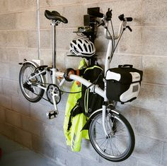 Let me hold your #brompton #hangwithus #hangman #madeinnottingham #bromptonbicycle