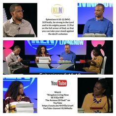Join the conversation with us on #youtube as we have a new taping. It was released yesterday, called: 'the Armour of God  In the Kingdom of God, we have safety, provison and protection, from the plots of Satan, when we submit to God's will, which is His Word  James 4:7 (NKJV) Therefore submit to God. Resist the devil and he will flee from you  #kingdomofGod #klnmedia #Christ #king #God #HolySpirit #Jesus #satan #peace #ignorant #shalom #Ephesians6 #oneaccord #bornagain #life #gospel #igdaily…