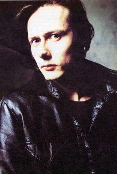 Brett Anderson, Request Magazine, 1993.    Photo: Danny Clinch