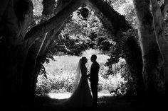 HandS Trouwfotografie - trouwfoto's zwart wit