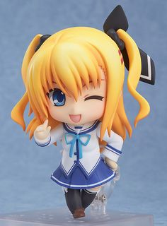 nendoroid Lucy from Fairy Tail