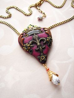 ❥ Royal with Fleur de lis