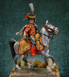 Colonel of the 6 th Hussars