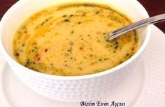 bizim evin aşçısı: Terbiyeli Mercimek Çorbası - Çorba Tarifleri - Las recetas más prácticas y fáciles Snack Recipes, Cooking Recipes, Healthy Recipes, Lentil Soup Recipes, Good Food, Yummy Food, Shellfish Recipes, Greek Cooking, Recipe Mix