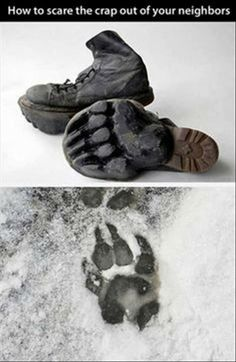 Funny Pictures i want these to hike in!!!!!!!!!!!!!!!!!!!!!!!