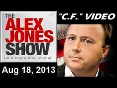 The Alex Jones Show:(VIDEO Commercial Free) Sunday August 18 2013: Societal Meltdown - http://whatthegovernmentcantdoforyou.com/2013/08/19/conspiracies/the-alex-jones-showvideo-commercial-free-sunday-august-18-2013-societal-meltdown/
