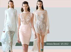 #antonio-berardi-ss-2012  Collection dress #2dayslook # Collectionfashiondress  www.2dayslook.com