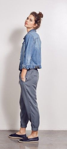 Avignon Trousers