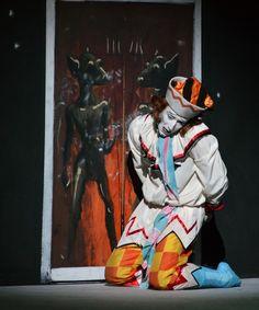 "Fabian Reimair in Mikhail Fokine's ""Petrouchka"" - English National Ballet Photo : Dave Morgan"