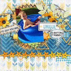 kimeric kreations: A Boys World - New this week & an awesome border cluster to share tonight!
