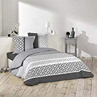 Douceur D Interieur Bettwasche Bettbezug Baumwolle Mehrfarbig 220
