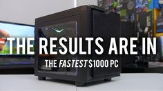 TESTED: The Fastest $1000 PC - Was the trade off worth it? Trade Off, Computer Build, Building, Buildings, Architectural Engineering