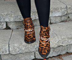 shoe dazzle leopard boots #shoedazzle