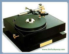 Forsell Air Reference #turntable