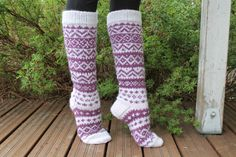 Fair Isle Chart, Knitting Socks, Knit Crochet, Haku, Pallet Furniture, Charts, Crocheting, Patterns, Google