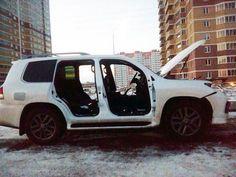 Cool Lexus: Оставили от Лексуса рожки да ножки… kleinburd.ru/...  Kleinburd News in Russian