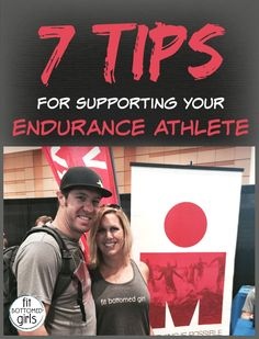 Got a loved one who's signing up for a big endurance race (like a marathon or a triathlon)? Let's talk about how you can support them ... even if supporting them means saying something they don't want to hear.