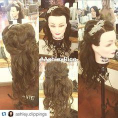 Hair by #AshleyRico #ClippingsHairDesign
