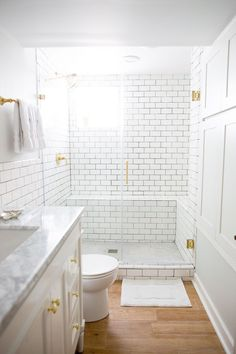 The Reality of a Gut Bathroom Renovation - Kelly in the City