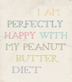 love peanut butter