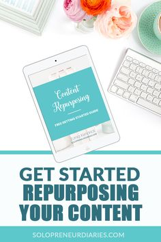 Are you worn out from creating tons of content? Content repurposing is the answer. Get this free printable guide and start repurposing your content today! Content Marketing Strategy, Media Marketing, Internet Marketing, Online Marketing, Digital Marketing, Business Tips, Online Business, Business Planning, Make Money Blogging