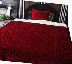 Velvet Bedding Sets, Red Comforter, Velvet Bedspread, Velvet Quilt, Baby Bedding, Velvet Curtains, Red Blanket, Quilted Throw Blanket, King Size Duvet Covers