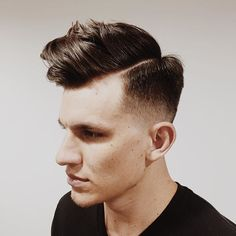 """Mens Grooming is more than just clippers, is about to create a perfect graduation and balance.  Haircut demostration i did today at Harper & Olive salon in Nashville, Tennessee. #menstyle #mensfashion #mensgrooming #bedheadformen #bedheadbytigi #bedhead #nashville #tigicopyrightcolour #barber #barbershop #sidepart #hair #haircut #goodhairday #pomade"" Photo taken by @joeltorresstyle on Instagram, pinned via the InstaPin iOS App! http://www.instapinapp.com (07/22/2015)"