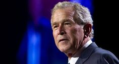 George W. Bush Responds to ALS Ice Bucket Challenge