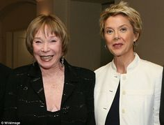 Ring ring:She said that she called Beatty backstage but he did not answer so she called his wife Annette Bening (above in 2009) from the audience and they talked for some time