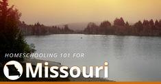 Missouri Homeschool Laws | HSLDA