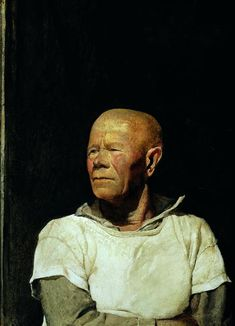 Self-portrait of American painter Andrew Wyeth dies at 91 -
