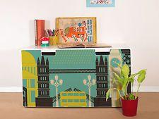 Babyzimmer ikea stuva  YOURDEA Aufkleber für Kinderzimmer IKEA Stuva Kommode Motiv ...