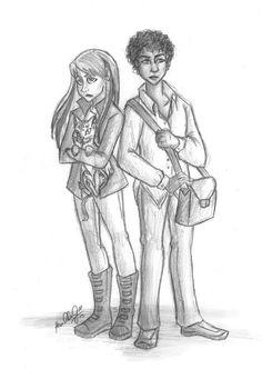 Sadie and carter Kane