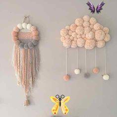 "SWEET POOM ® on Instagram: ""La douce commande d'Audrey bientot au complet pour partir la rejoindre très vite 💛 • • • • #attrapereve #dreamcatcher #dream #reve…"" Regardez cette photo Instagram de @sweet_poom_ • 1,376 J'aime<br> Handcrafted Gifts, Photo Instagram, Photos, Diy, Kid Craft Gifts, Hand Made Gifts, Pictures, Bricolage, Craft Gifts"