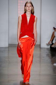 Dion Lee - New York Fashion Week / Spring 2016