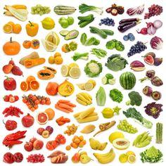 Що означає колір овочів? #овочі #цікаво #факти