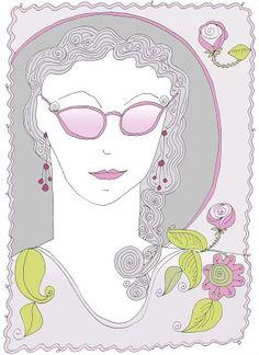 Illustration Friday  http://brookealbrechtstudio.blogspot.com/2013/03/eye-glasses.html