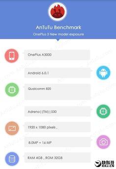 Mola: El OnePlus 3 recibe la certificación 3C