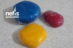 Evde Şeker Hamuru Yapımı
