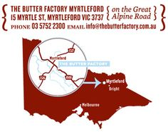 Myrtleford Butter Factory - Stockists of our butter and buttermilk products