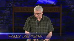 Calvary Chapel of Philadelphia, Pastor Joe Focht, Isaiah 6:9-7:25