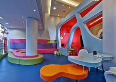 """Bobiroupoli"" Kindergarten on Interior Design Served"