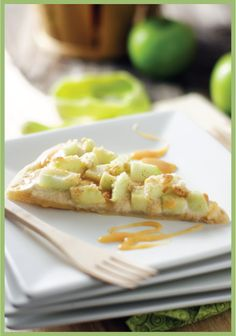 Carmel Apple Pizza!