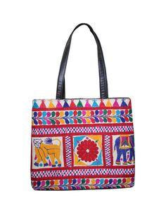 f1e89bb3d77a Vintage Cotton Embroidered Banjara Bag Handmade Women s Shoulder Bag Tote  Bag