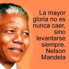 Las 20 Mejores Imágenes De Frases De Nelson Mandela Frases