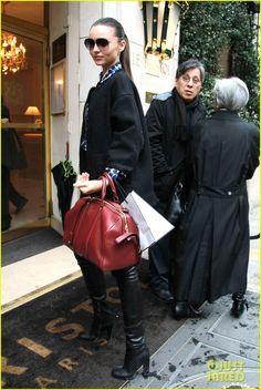 Miranda Ker: Bristol Hotel After Chanel Show