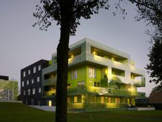 10 Innovative Affordable Housing Designs For Sustainable Living - Architizer