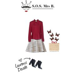 """""""S.O.S. Mrs B.""""  www.bonjourchiara.com"""
